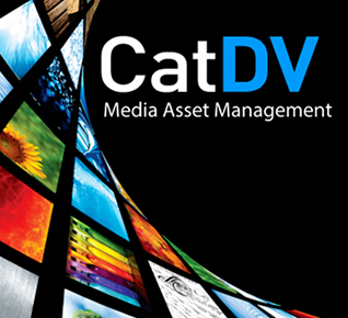 CatDV Media Management Software