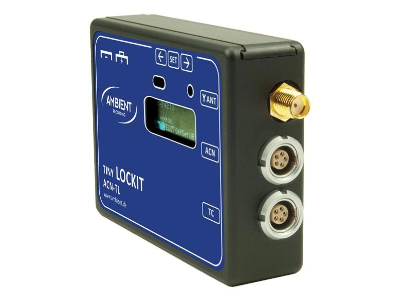 Ambient Recording ACN-TL Tiny Lockit Timecode Generator Tran