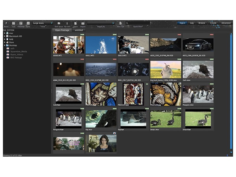 CatDV Media Asset Management Software