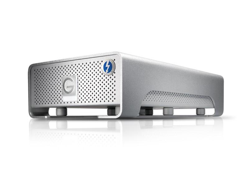 G-Technology 4TB G-Drive Pro Dual Thunderbolt Ports
