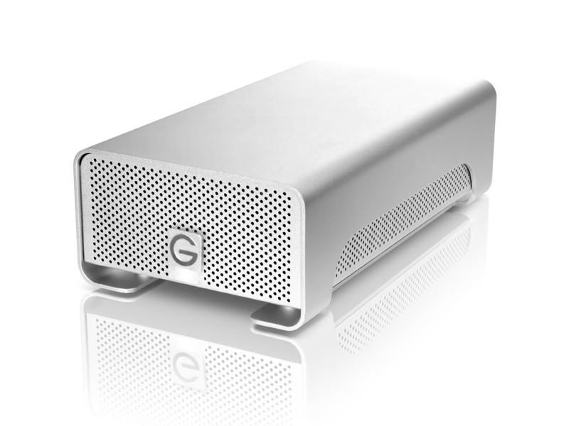 G-Tech 8TB G-RAID External Dual-Drive Storage System