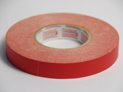 "Tape, Camera Tape, 1"" Red"