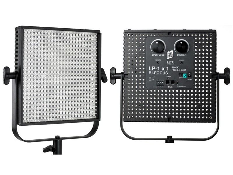 Litepanels 1 x 1 Bi-Focus 5600K Daylight LED Light