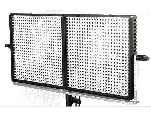 Litepanels 2x1 Fixture Frame for (2) 1 x 1 Fixtures