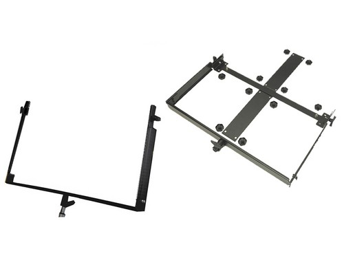 Litepanels 2x2 Frame/Yoke for (4) 1 x 1 Fixtures