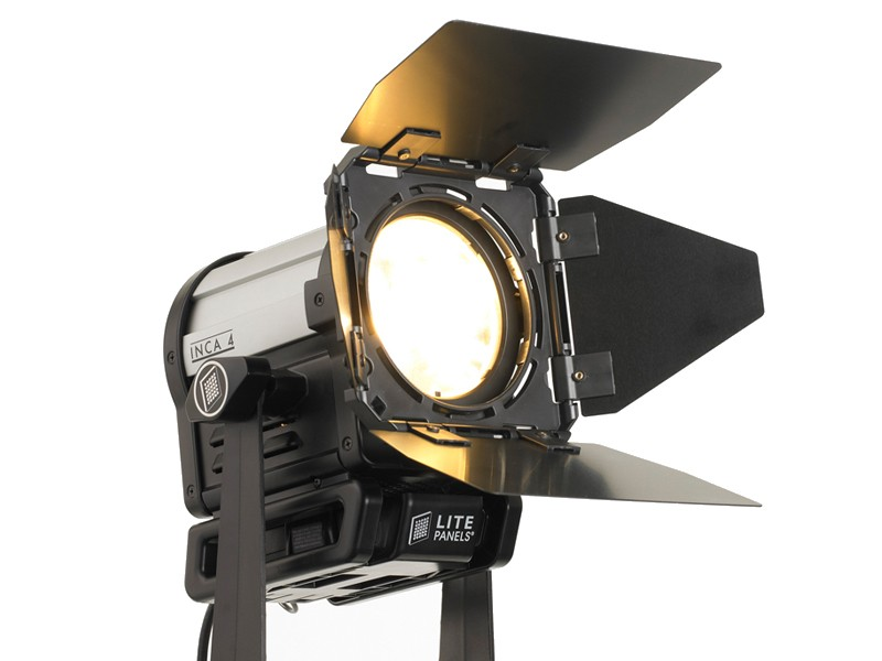 Litepanels Inca 4 3200K LED Fresnel Light