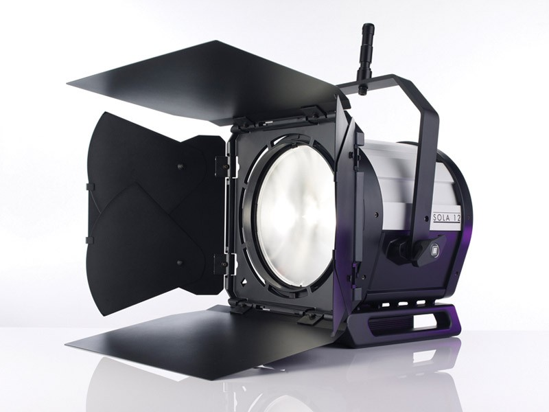 Litepanels Sola 12 5600K LED Fresnel Light