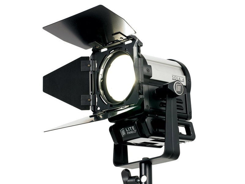 Litepanels Sola 4 5600K LED Fresnel Light