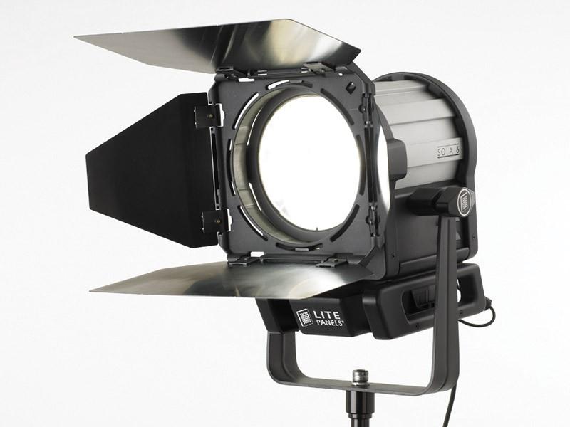 Litepanels Sola 6 5600K LED Fresnel Light