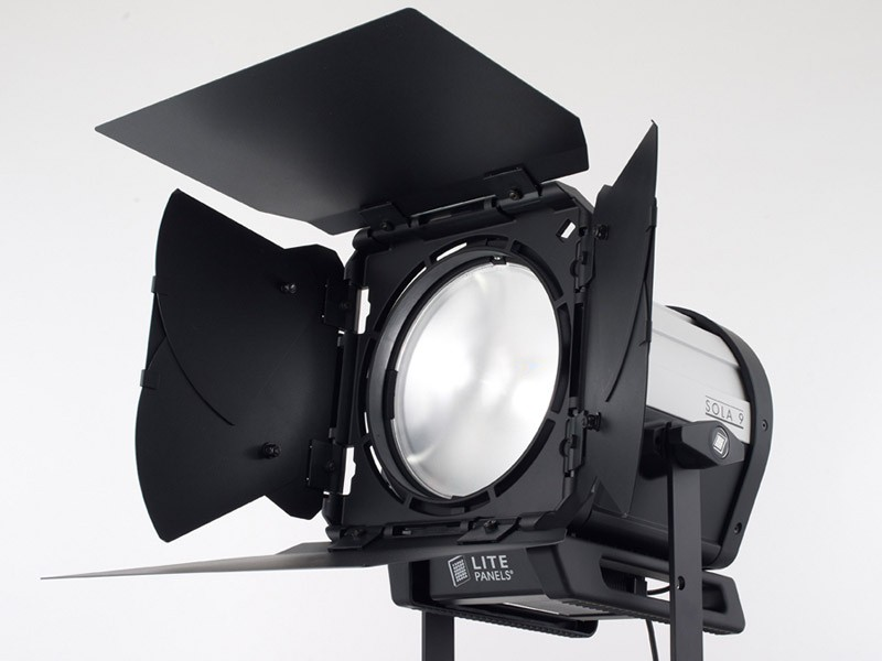 Litepanels Sola 9 5600K LED Fresnel Light