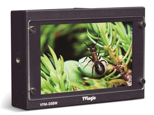 TVLogic VFM-058W 5.5in Full HD Viewfinder LCD Monitor
