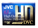 JVC DVM63 HD Mini DV