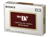 Sony DVM63 HD Mini DV
