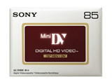 Sony DVM85 HD Mini DV